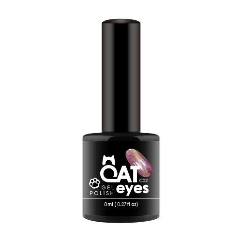 變色龍貓眼膠8ml-C02