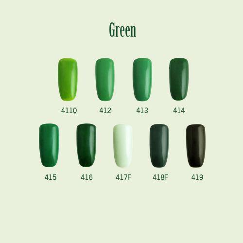 C+-光撩甲油膠8ml-Green