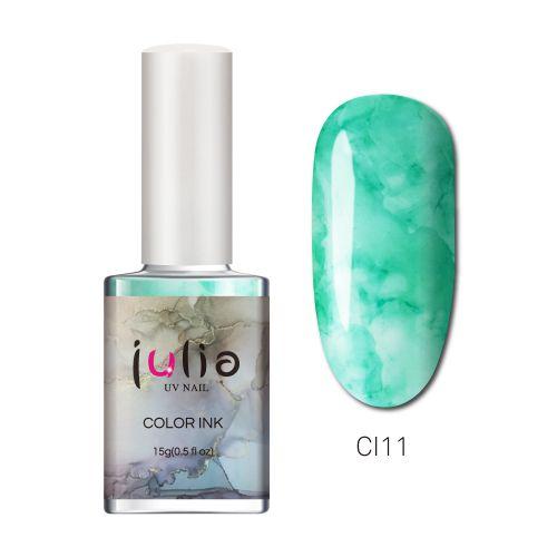 水墨暈染液15ml-CI11湖水綠