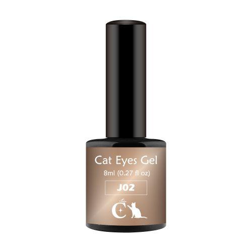 玉石貓眼膠8ml-J02
