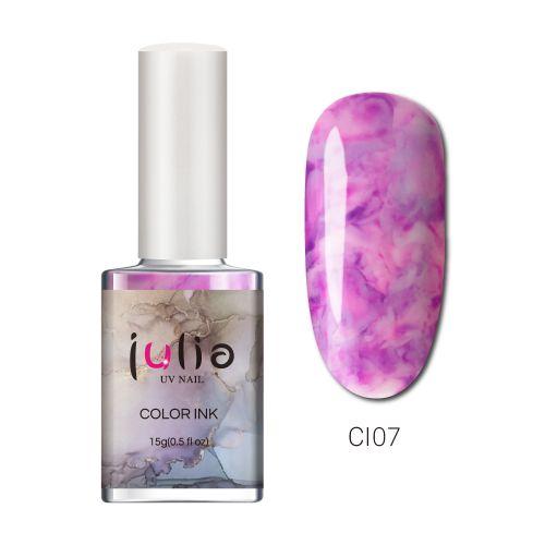水墨暈染液15ml-CI07粉紫
