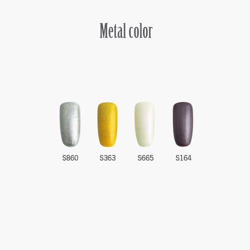 C+-光撩甲油膠8ml-Metal Color-2